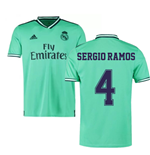 2019-2020 Real Madrid Adidas Third Shirt (Kids) (SERGIO RAMOS 4)