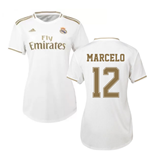 2019-2020 Real Madrid Adidas Womens Home Shirt (MARCELO 12)