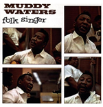 Vynil Muddy Waters - Folk Singer
