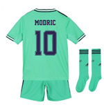 2019-2020 Real Madrid Adidas Third Full Kit (Kids) (MODRIC 10)