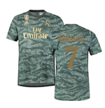 2019-2020 Real Madrid Adidas Away Goalkeeper Shirt (Ronaldo 7)