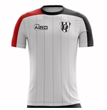 2019-2020 Fulham Home Concept Football Shirt - Womens