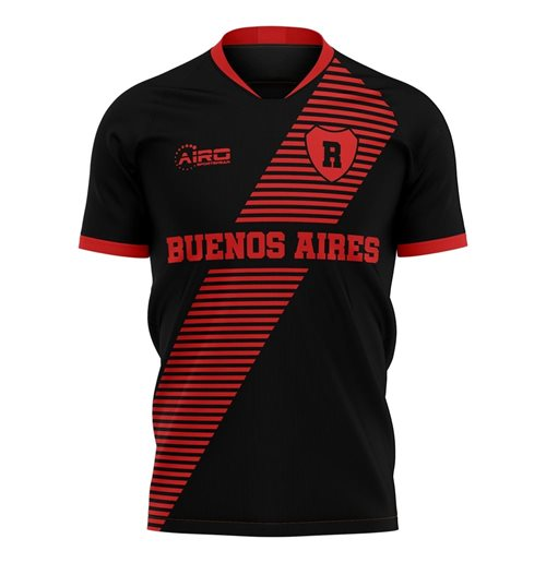 2019-2020 River Plate Away Concept Football Shirt - Kids