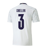 2020-2021 Italy Away Puma Football Shirt (CHIELLINI 3)