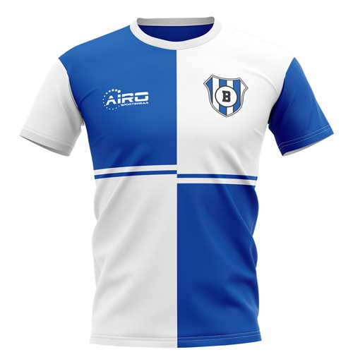 2019-2020 Blackburn Home Concept Football Shirt