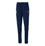 2020-2021 Italy Puma Training Pants (Peacot) - Kids