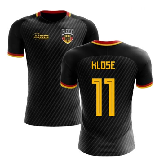2018-2019 Germany Third Concept Football Shirt (Klose 11)