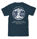 Coors Banquet Denim Colored T-Shirt