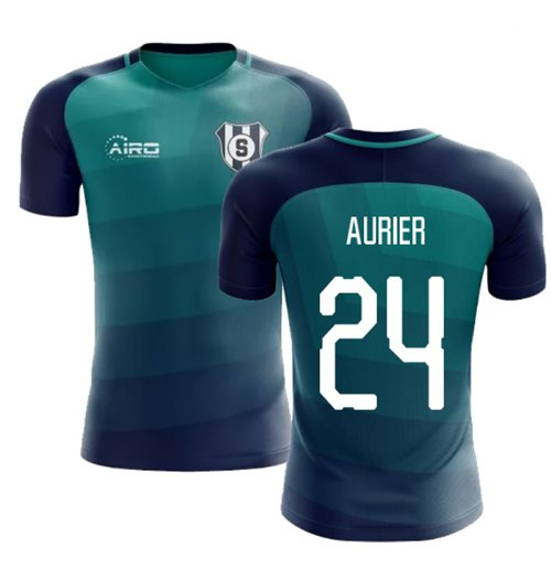 2019-2020 Tottenham Third Concept Football Shirt (AURIER 24)