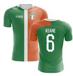 2018-2019 Ireland Flag Concept Football Shirt (Keane 6) - Kids