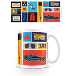 Back to the Future Mug Collection