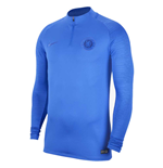 2019-2020 Chelsea Nike Drill Training Top (Blue) - Kids