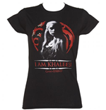 Game of Thrones T-shirt - I Am Khaleesi