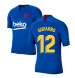 2019-2020 Barcelona Nike Training Shirt (Blue) - Kids (Guijarro 12)