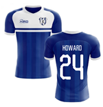 2019-2020 Everton Home Concept Football Shirt (HOWARD 24)