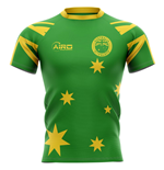 2019-2020 Australia Flag Concept Rugby Shirt