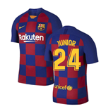 2019-2020 Barcelona Vapor Match Home Nike Shirt (Junior 24)