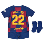 2019-2020 Barcelona Home Nike Baby Kit (Martens 22)