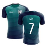 2019-2020 Tottenham Third Concept Football Shirt (SON 7)
