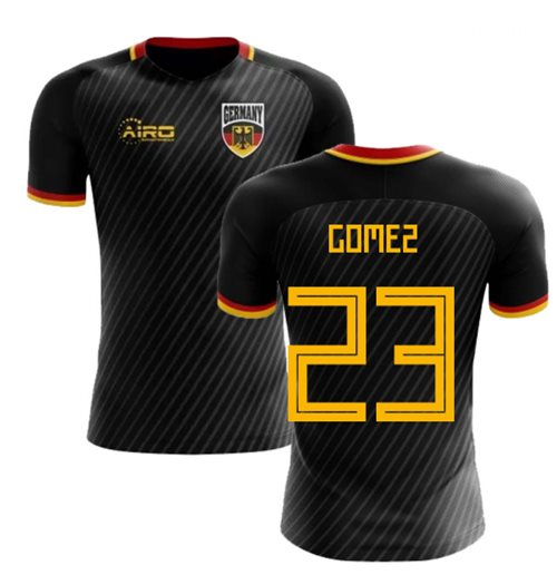 2018-2019 Germany Third Concept Football Shirt (Gomez 23)