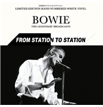 Vynil David Bowie - From Station To Station - White Vinyl