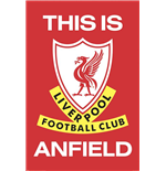 Liverpool FC Poster 390625