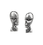 Pink Floyd Earrings Division Bell (stud EARRINGS)