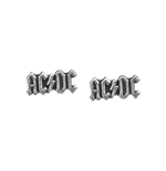 AC/DC Earrings Logo (stud EARRINGS)