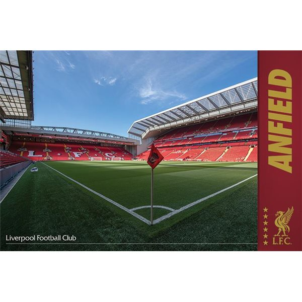 Liverpool FC Poster 391770