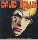 Vynil David Bowie - Silly Boy Blue / Love You Til Tuesday (Blue Vinyl)
