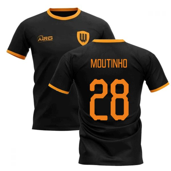 2019-2020 Wolverhampton Away Concept Football Shirt (MOUTINHO 28)