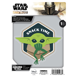 Star Wars The Mandalorian The Child Snack Time Decal