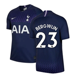 2019-2020 Tottenham Away Nike Football Shirt (Bergwijn 23)
