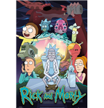 Rick and Morty Poster 394820