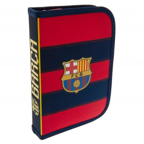 FC Barcelona Filled Pencil Case