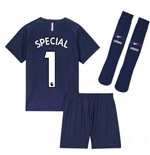 2019-2020 Tottenham Away Nike Little Boys Mini Kit (Special 1)