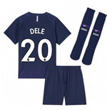2019-2020 Tottenham Away Nike Little Boys Mini Kit (DELE 20)