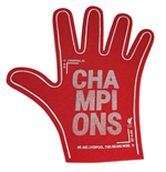 Liverpool FC Premier League Champions Foam Hand