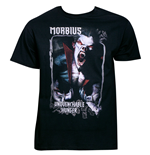 Marvel's Morbius Unquenchable Hunger T-Shirt