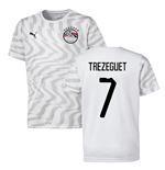 2019-2020 Egypt Away Puma Football Shirt (Trezeguet 7)
