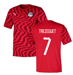 2019-2020 Egypt Home Puma Football Shirt (Trezeguet 7)