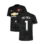 2019-2020 Man Utd Adidas Third Football Shirt (DE GEA 1)
