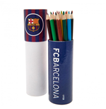 FC Barcelona Colouring Pencil Tube