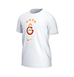 2020-2021 Galatasaray Evergreen Crest Tee (White)