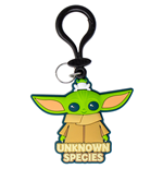 Star Wars The Child Unknown Species PVC Bag Clip