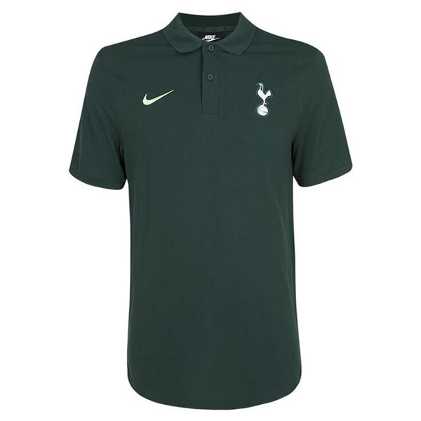 2020-2021 Tottenham Core Polo Shirt (Green)