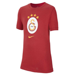 2020-2021 Galatasaray Evergreen Crest Tee (Red)