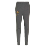 2020-2021 Barcelona Fleece Pants (Charcoal)