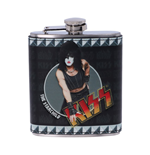 Kiss Stainless Flask The Starchild (hip FLASK)