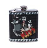 Kiss Stainless Flask The Demon (hip FLASK)